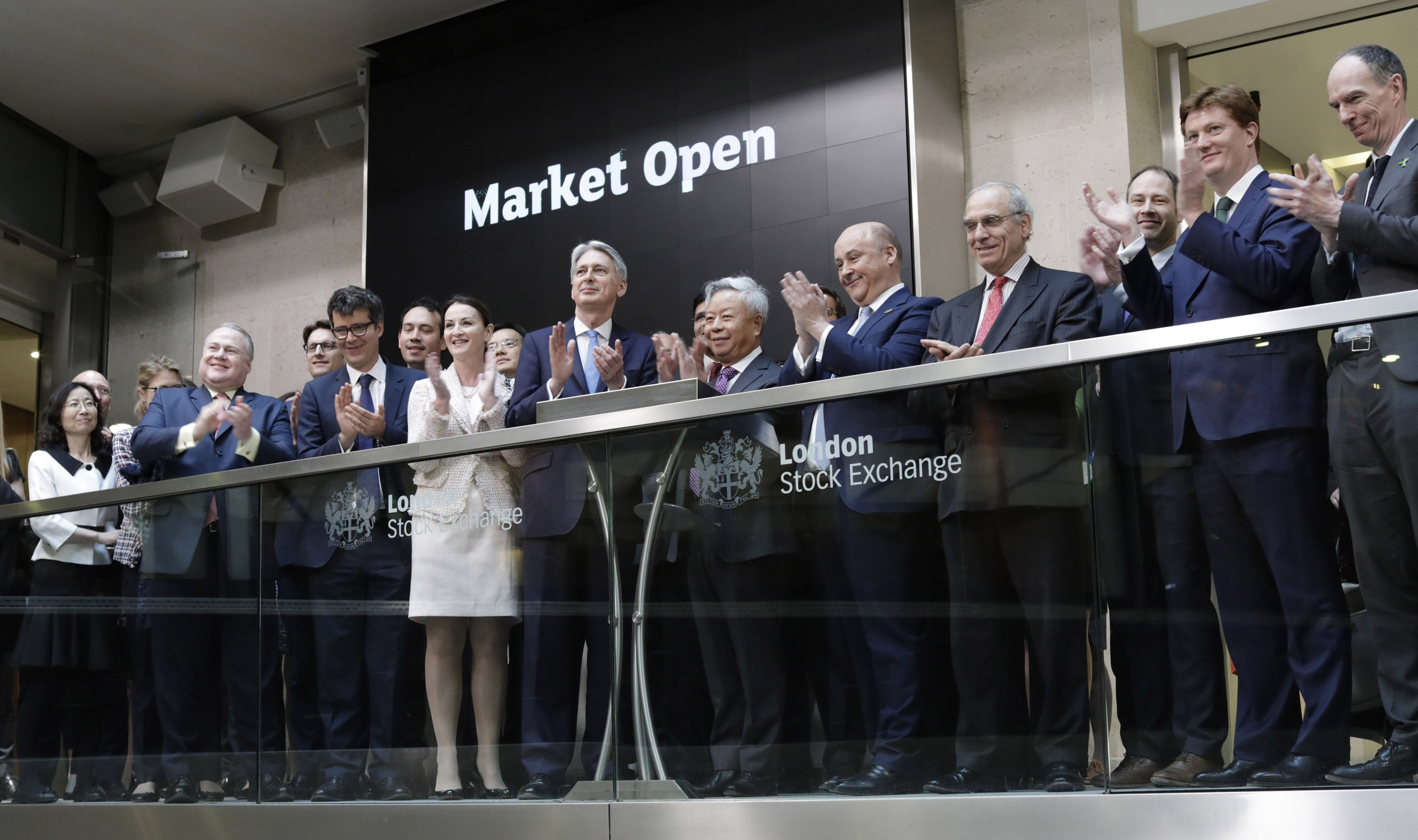 Launch of $2.5bn Asian bond a 'vote of confidence' in London Stock Exchange