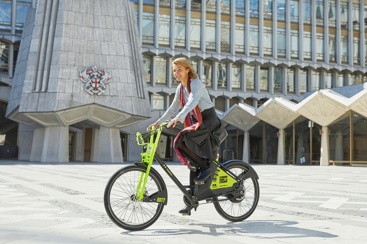 Freebike to launch electric bike-sharing scheme in the City