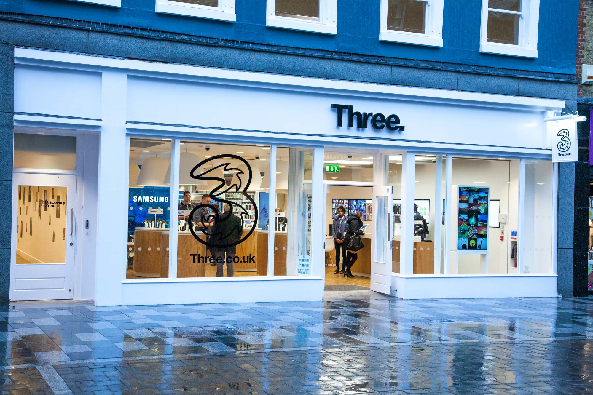 Three becomes latest UK mobile operator to set 5G launch date