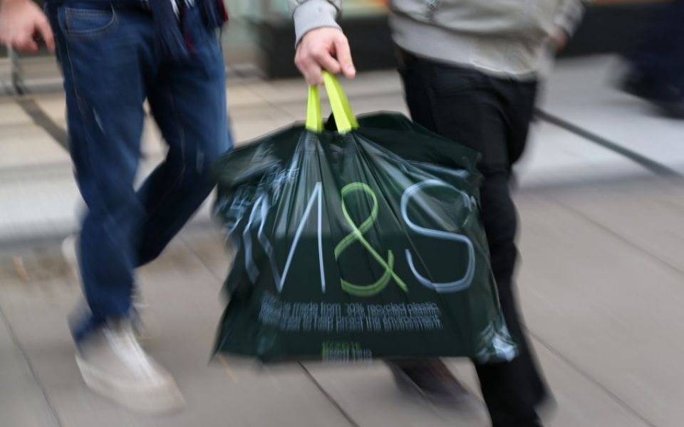 Marks & Spencer pension scheme transfers £1.4bn to two insurers