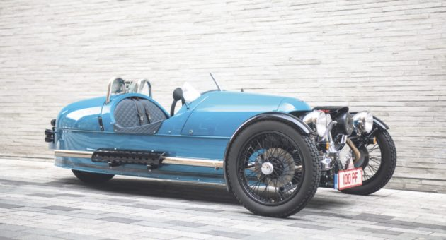 Morgan 3-Wheeler car review: The ultimate quirky city commuter car