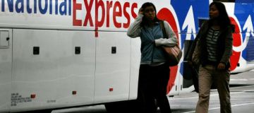 Coach operator National Express has said that it is currently operating at half its normal revenue due to the impact of the coronavirus pandemic on travel.