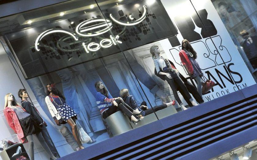 New Look sales drop due to 'unseasonable' weather