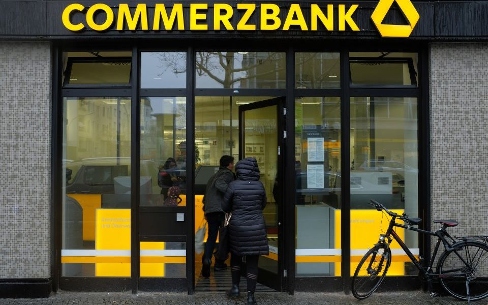 Commerzbank profits and revenues slump weeks after Deutsche Bank merger talks collapse