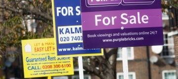 UK house prices are growing in northern UK regions while London house prices slip again