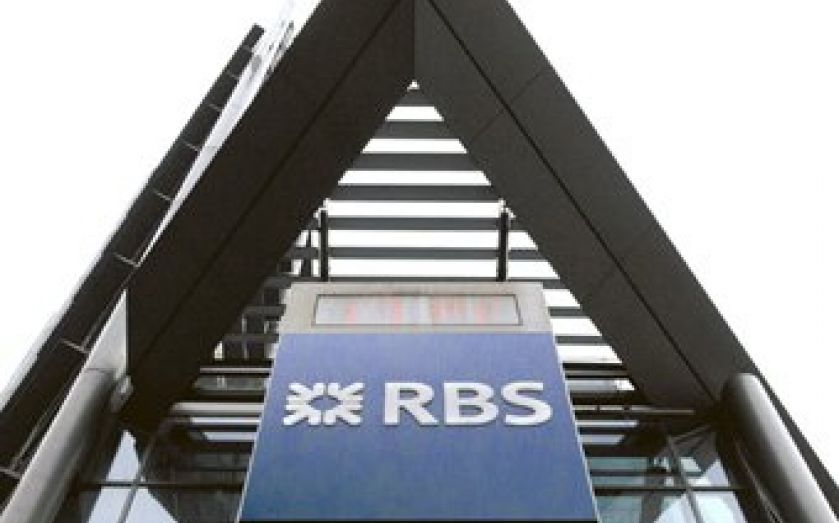 RBS shares jump after Saudi bank merger boosts capital