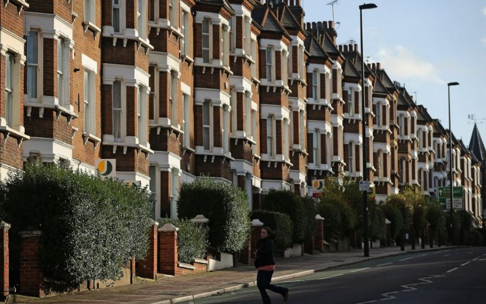 London house prices suffer UK's steepest annual fall ahead of original Brexit deadline