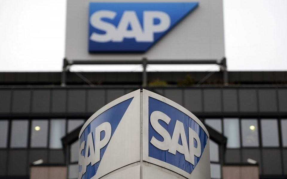 SAP delivered a strong set of results under new leadership duo
