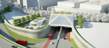 TfL awards £1bn Silvertown Tunnel contract to Aberdeen Standard-backed consortium