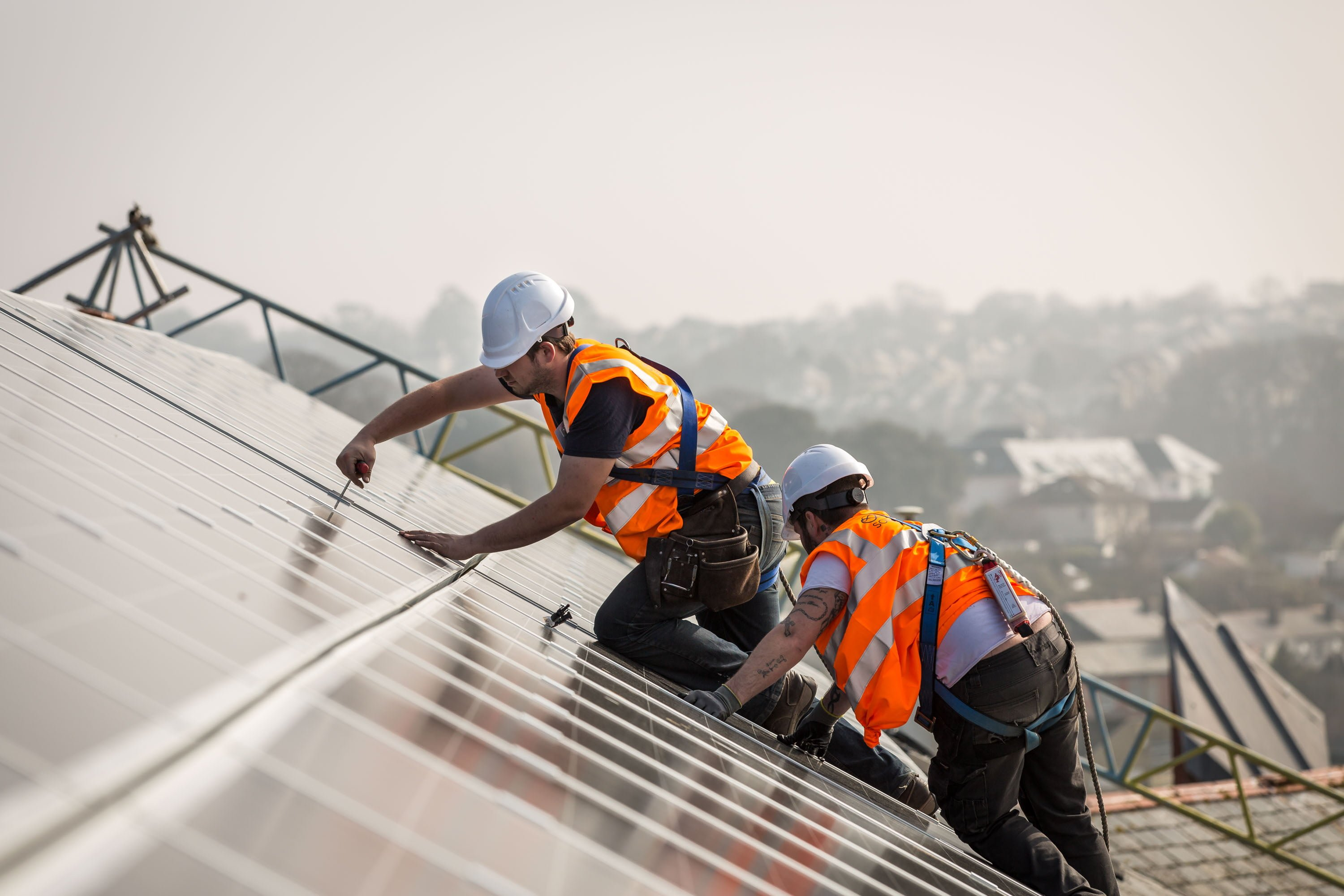 Solarcentury rules out IPO as search continues for buyer of £250m firm