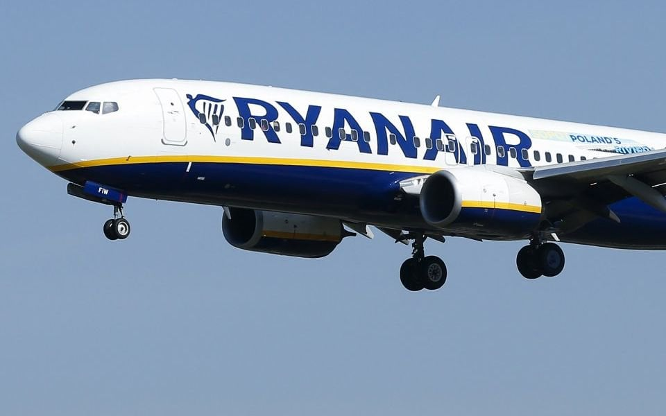 Airline and travel stocks take a hit following Ryanair profit drop