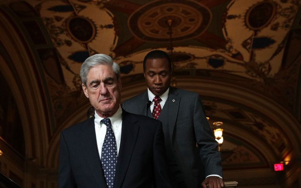 Robert Mueller to testify before House over Trump links with Russia