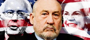 Joseph Stiglitz's book People. Power, and Profits outlines a sharp push to the left in the US Democratic party