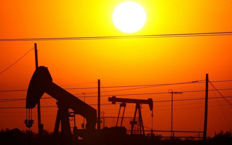 Oil prices have fallen for a second consecutive day