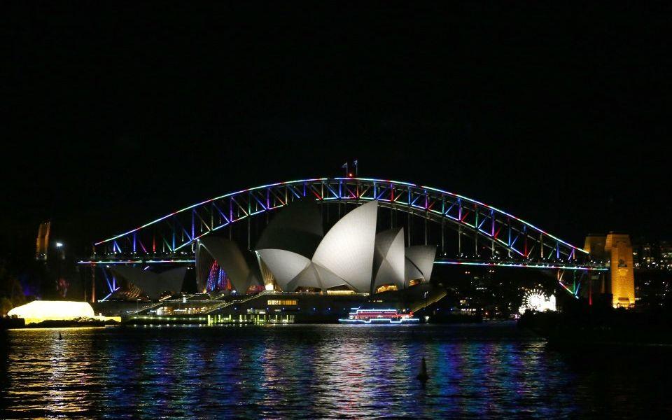 Sydney shares cheer Australia's centre-right election triumph