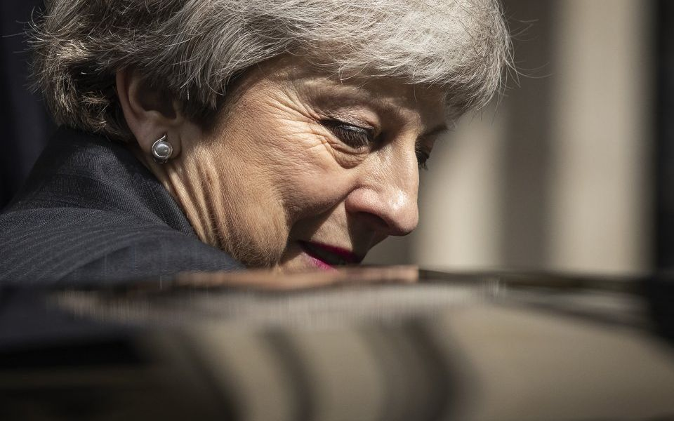 Theresa May's legacy? Contortions of logic and tin-eared obstinacy