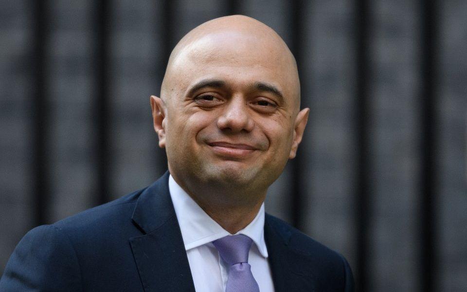 Home secretary Sajid Javid becomes the latest Tory to join leadership race