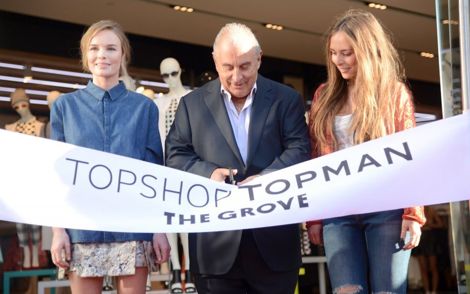 Sir Philip Green loses his billionaire status