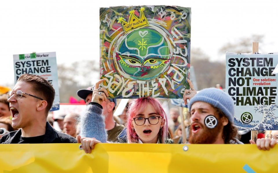 Of course we must protect the planet, but not by taking Britain back to the dark ages