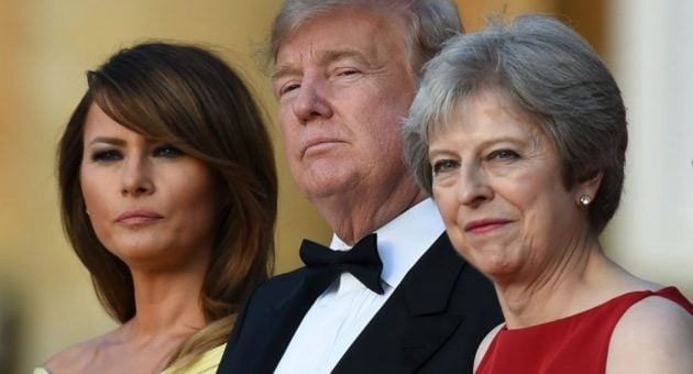 Donald Trump's UK state visit: What the US President's itinerary looks like