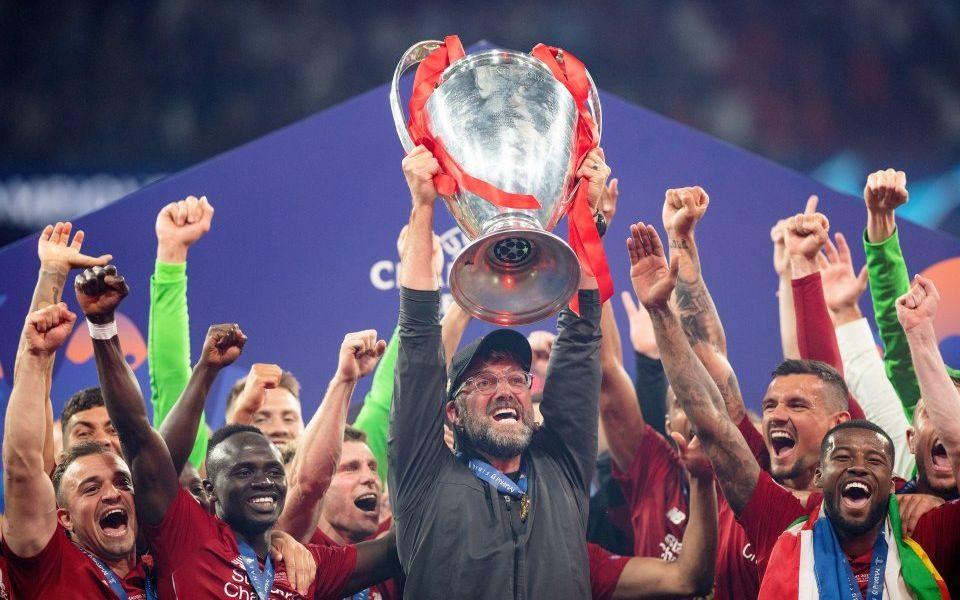 Champions League Finals