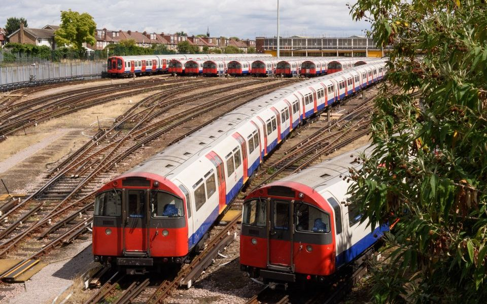 Tube delays: Severe delays hit two lines