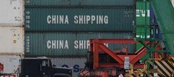 US markets follow Europe downwards as China announces retaliation tariffs