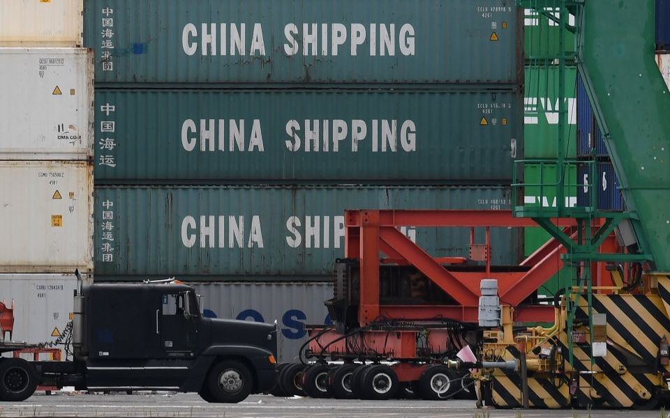 US markets follow Europe downwards as China announces retaliation tariffs