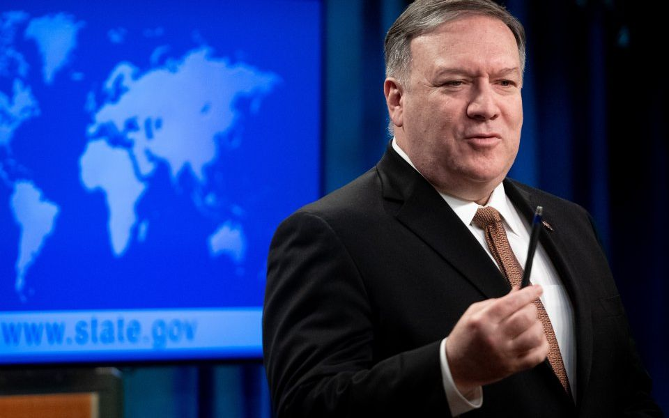 US ready to take military action in Venezuela, says secretary of state Mike Pompeo