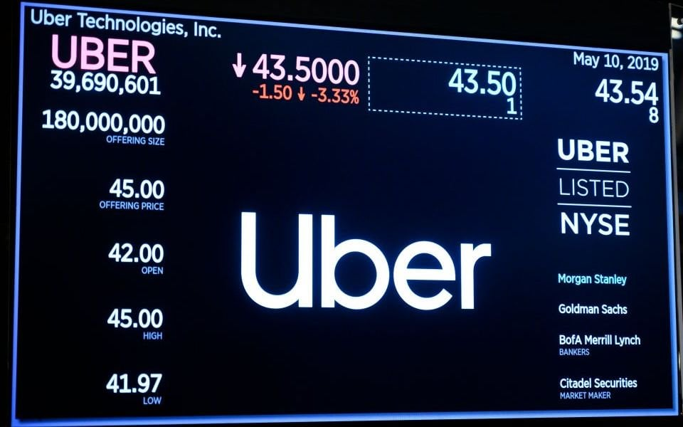 Uber partners with insurtech start-up to offer digital insurance