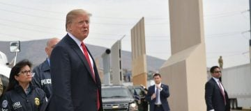 Markets brace as Trump threatens Mexico with 25 per cent tariffs over immigrants