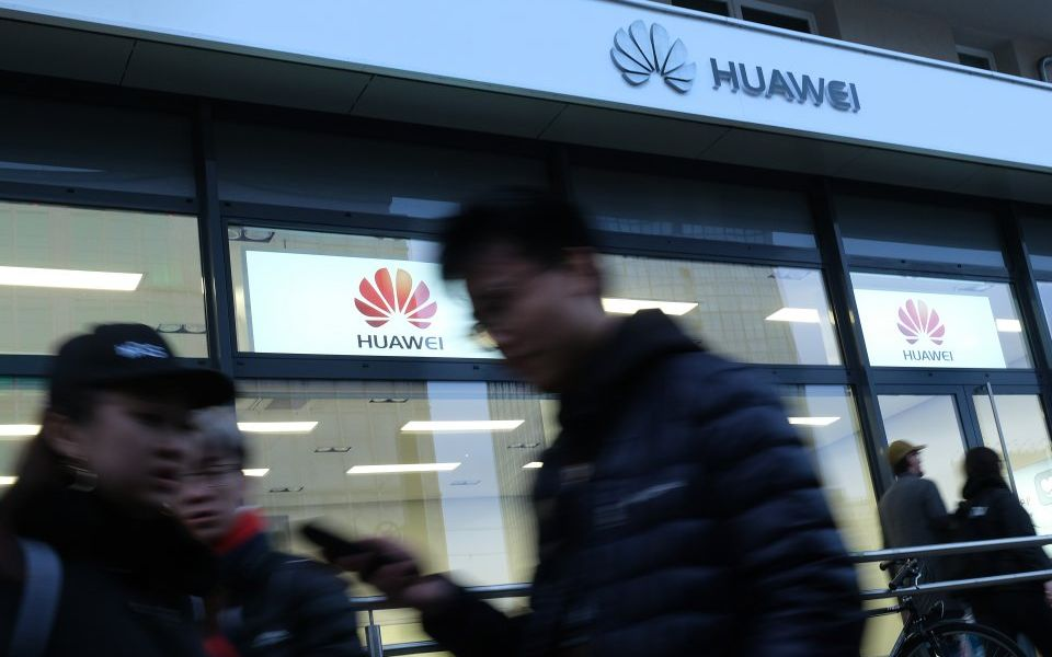 Chip designer Arm suspends business with Huawei after US trade ban