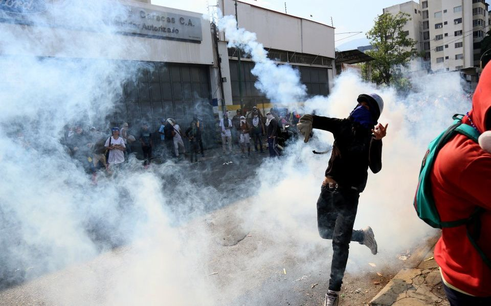 Venezuelan opposition leader Juan Guaido calls for biggest protests in country's history