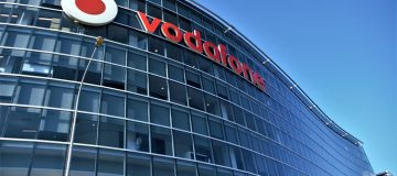 Vodafone rockets 8% amid IPO excitement