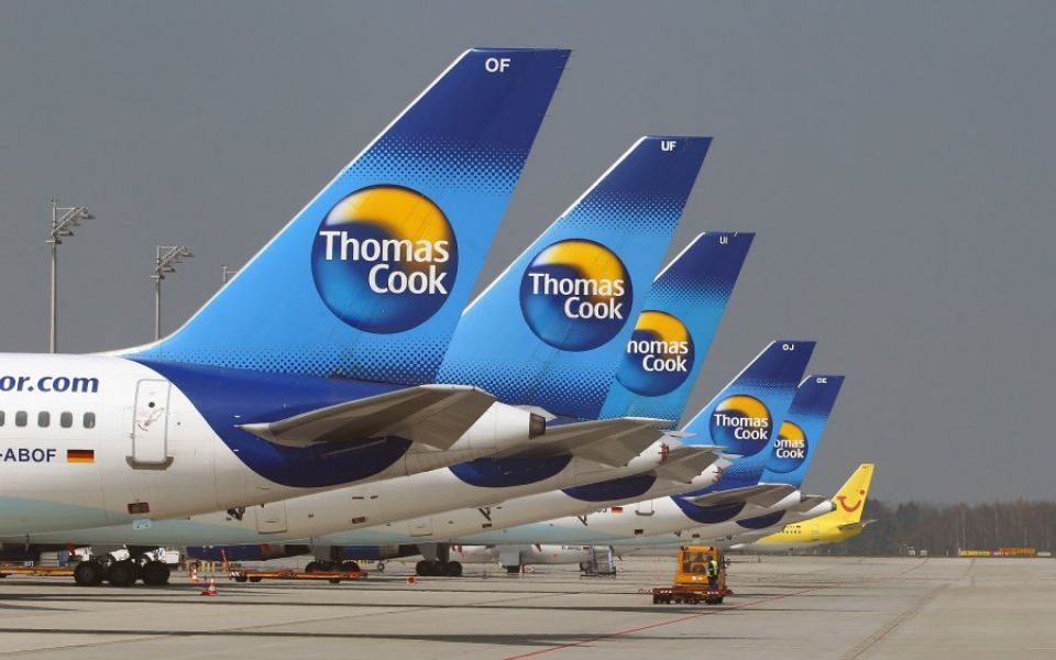 Thomas Cook forced to reassure holidaymakers as shares plummet further