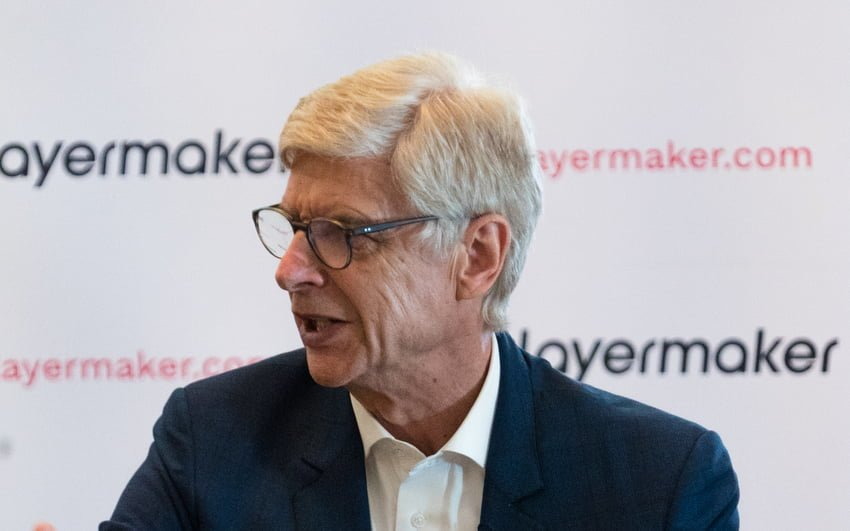 Arsene Wenger on his future, being a tech investor, science taking over football and his dream of an Arsenal university