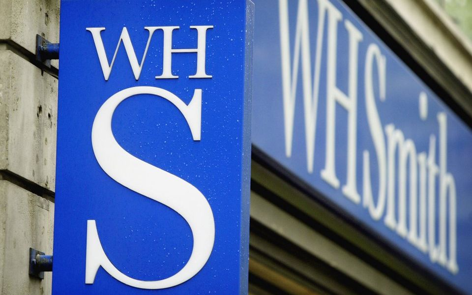 WH Smith is the UK's worst high street store, say shoppers