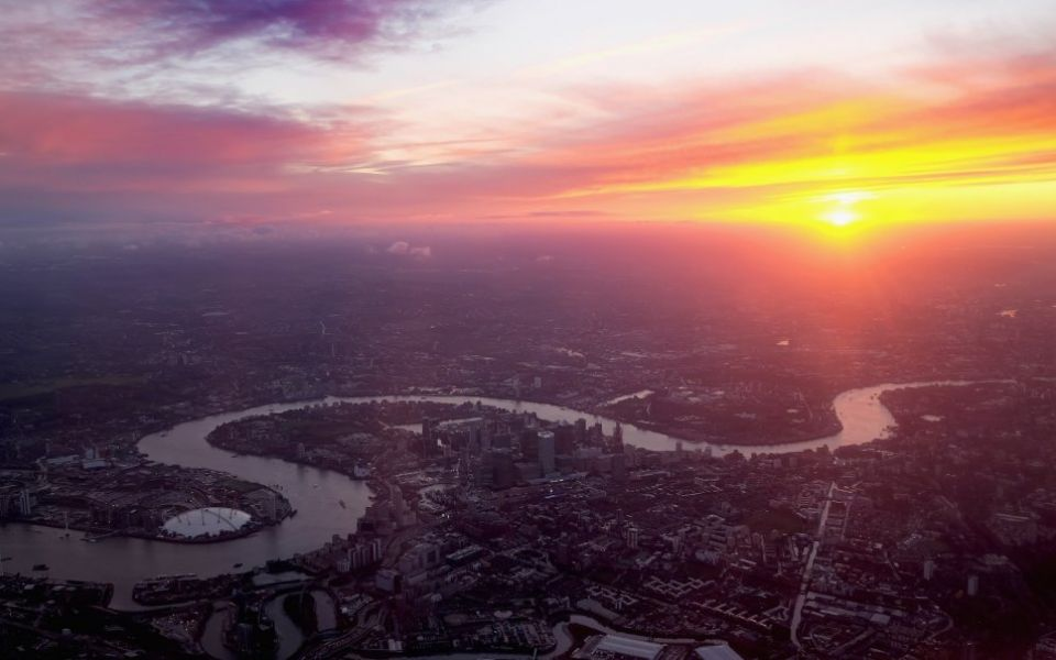 London takes top spot in future global cities ranking