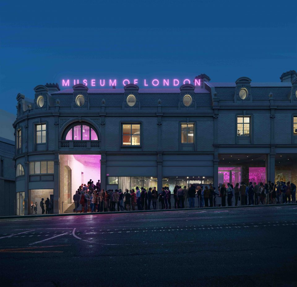 Cost of new Museum of London balloons to £332m over 'desperate' need for  repairs - CityAM : CityAM