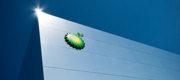 High-yielding BP shares chased higher after results