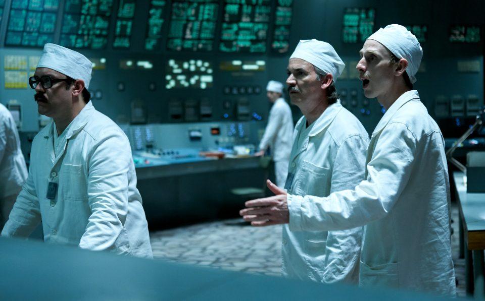 DNEG worked on hit TV series Chernobyl