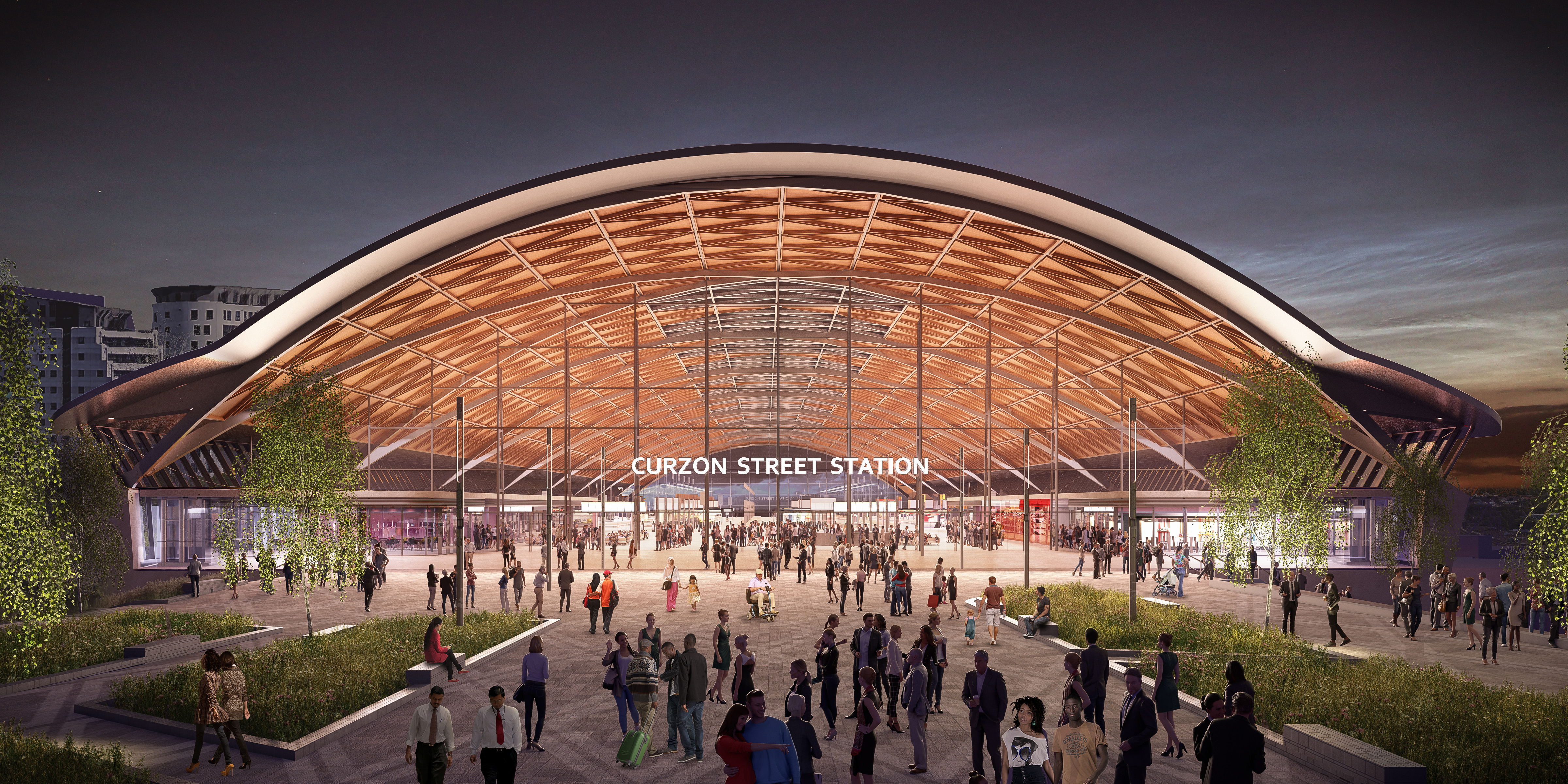 HS2 Birmingham: The £435m station nobody wants to build