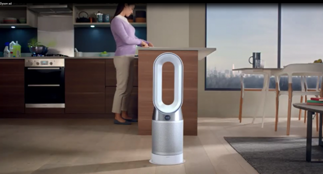 ASA pulls the plug on Dyson's 'cordless' fan advert