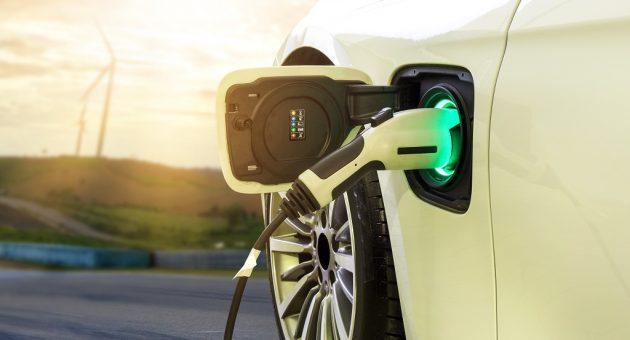 Elecric car charging