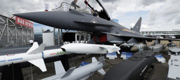 BAE Systems enjoys profit hike after streamlining operations