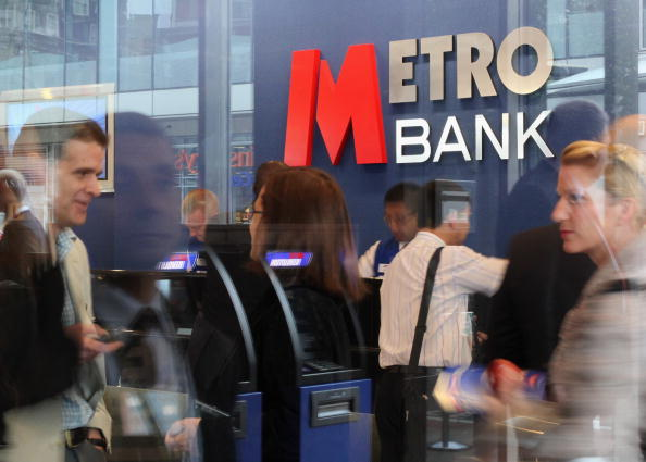 Metro Bank in talks to sell £500m of loans back to US hedge fund