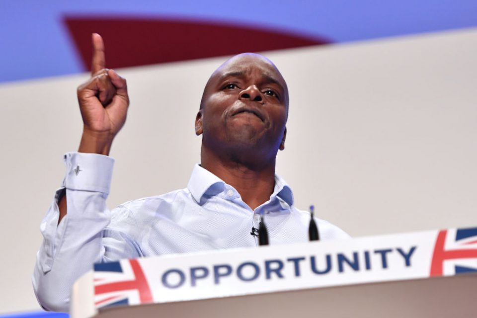 Shaun Bailey said investment should be channelled to the north