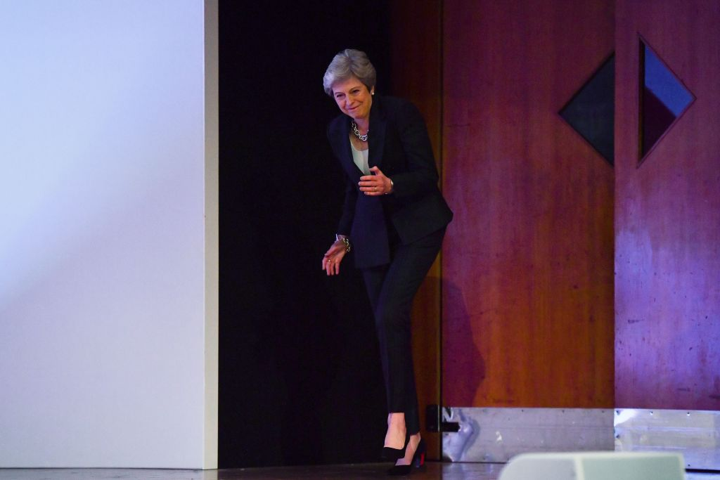 One Last Dance: Theresa May celebrates England cricket win with victory boogie