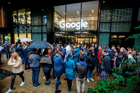 Google employee who led walkout leaves firm following retaliation claims