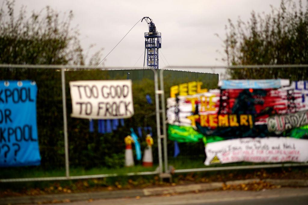 Cuadrilla to restart fracking at Lancashire site